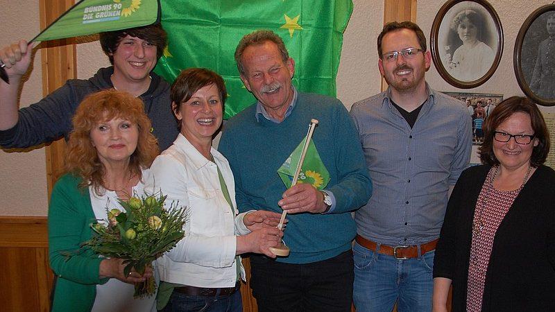 Gründungsveranstaltung Grüner Ortsverband Bergrheinfeld